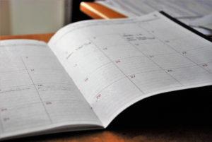 Organizer, structuur, rust, ruimte, orde, tijd, budgetcontrole